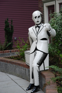 Capital Hill Art or Resident?