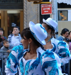 Parade-Midtown Manhattan