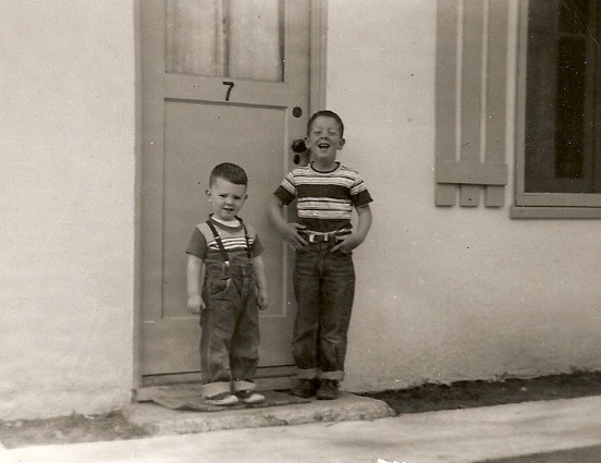 Fred & Ron, 1957