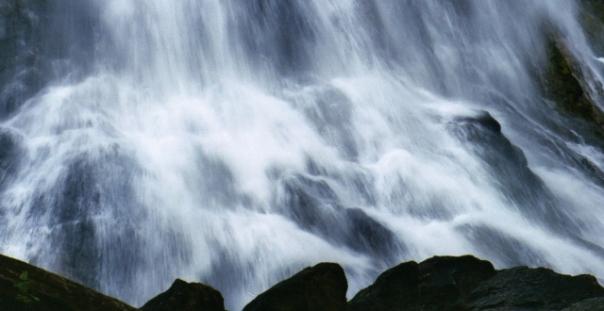 Waterfall ending