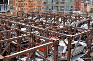 Parking, Manhattan Style: View #3