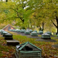 Green-Wood Cemetery: Skylights for the Dead