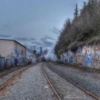 Walking the RR Tracks