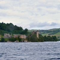 Loch Ness and Urquhart Castle-Pt.II